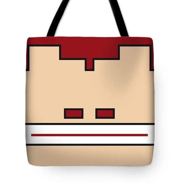 My Mariobros Fig 03 Minimal Poster Tote Bag