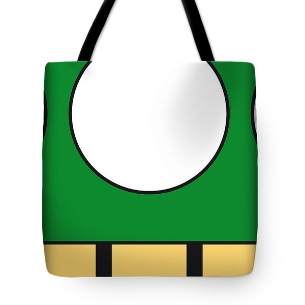 My Mariobros Fig 05b Minimal Poster Tote Bag by Chungkong Art
