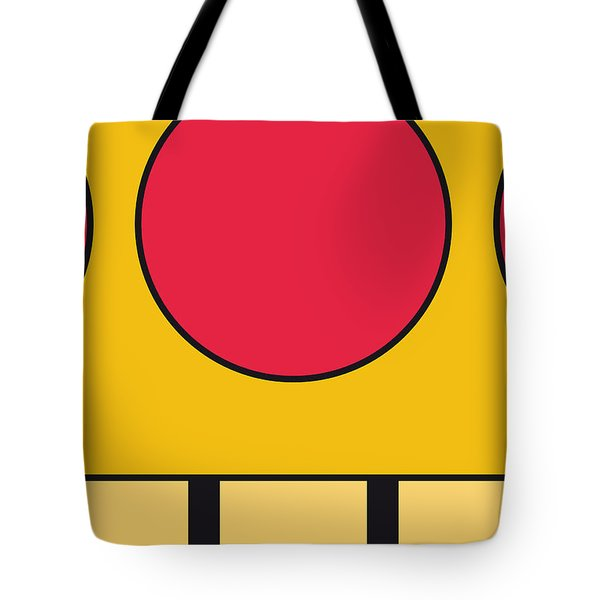 My Mariobros Fig 05c Minimal Poster Tote Bag