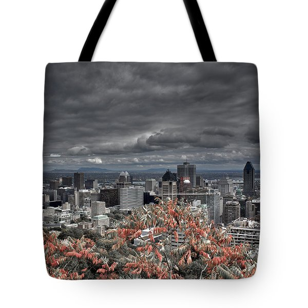 My Montreal's Colors Tote Bag