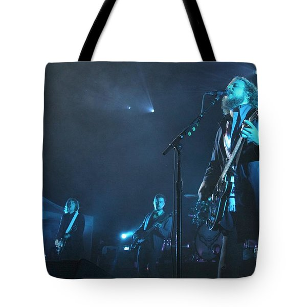 My Morning Jacket Tote Bag