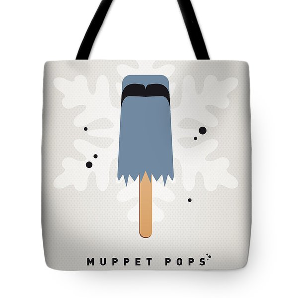 My Muppet Ice Pop - Sam The Eagle Tote Bag by Chungkong Art