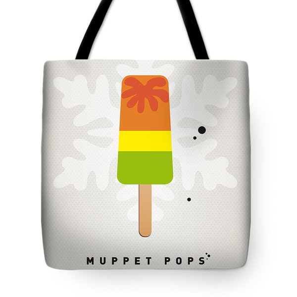 My Muppet Ice Pop - Scooter Tote Bag by Chungkong Art