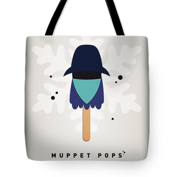 My Muppet Ice Pop - Zoot Tote Bag by Chungkong Art
