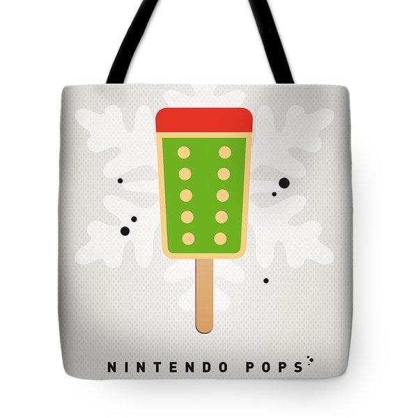 My Nintendo Ice Pop - King Bowser Tote Bag