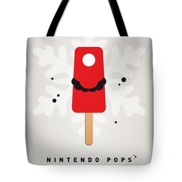 My Nintendo Ice Pop - Mario Tote Bag