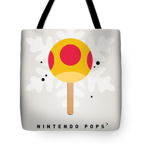 My Nintendo Ice Pop - Mega Mushroom Tote Bag