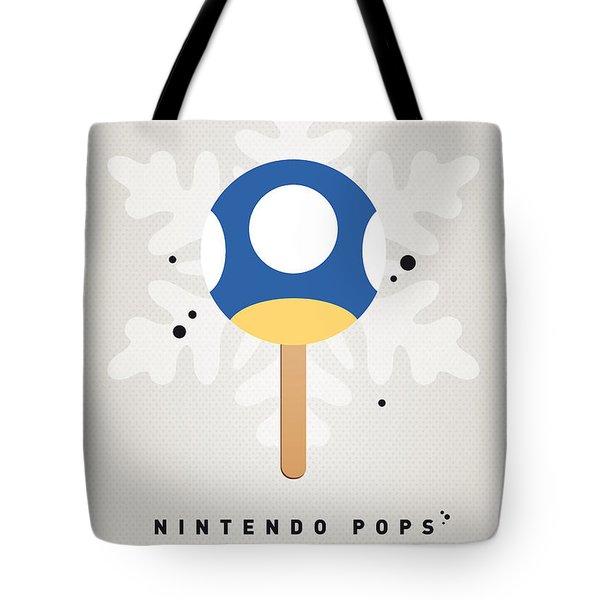 My Nintendo Ice Pop - Mini Mushroom Tote Bag