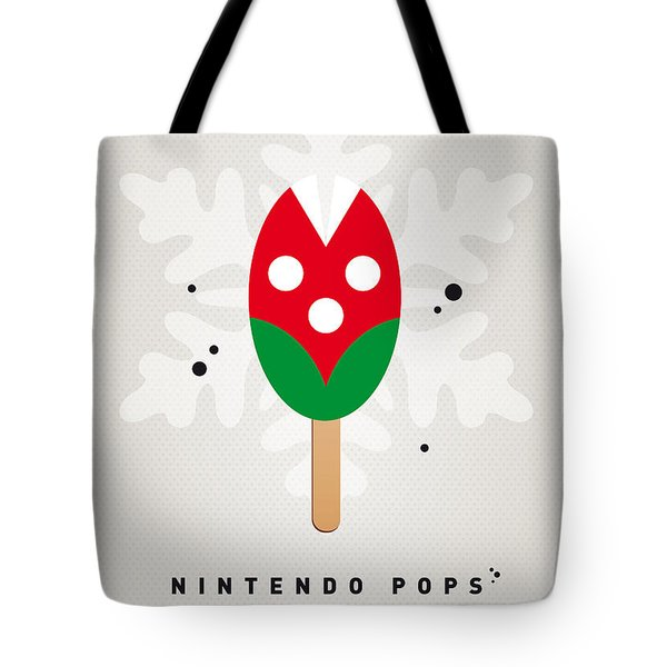 My Nintendo Ice Pop - Piranha Plant Tote Bag