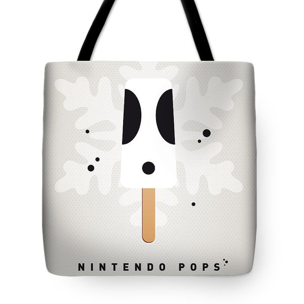 My Nintendo Ice Pop - Shy Guy Tote Bag by Chungkong Art