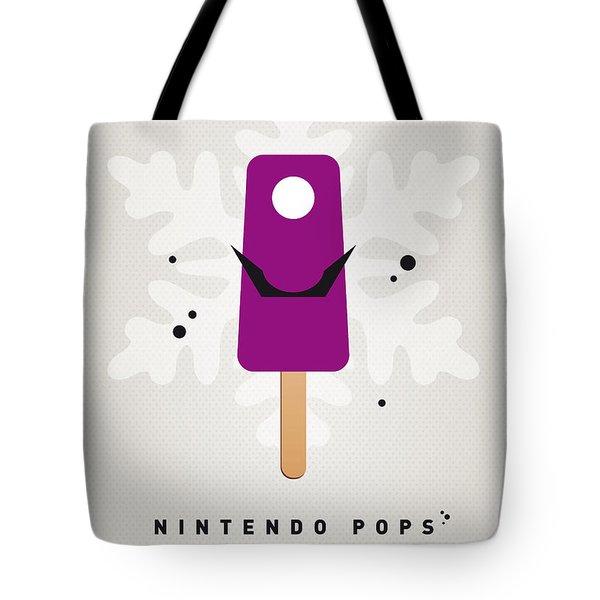 My Nintendo Ice Pop - Waluigi Tote Bag
