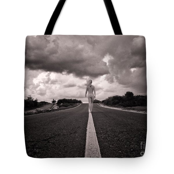 My Own Destiny Tote Bag by Stelios Kleanthous