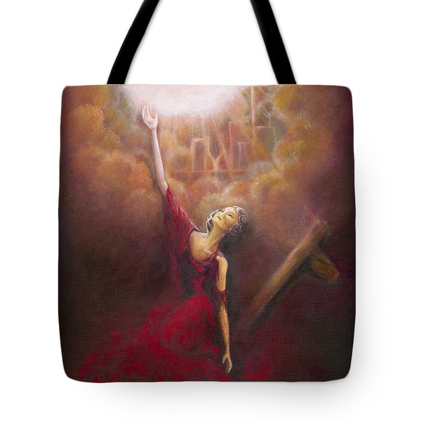 My Salvation  Tote Bag