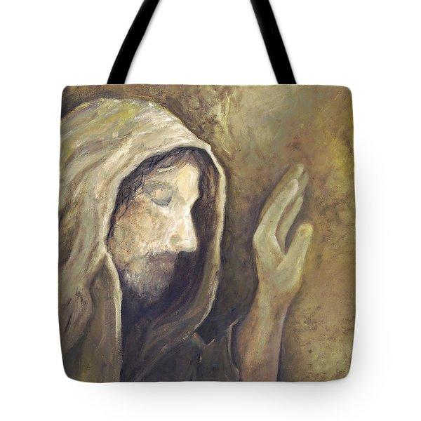 My Savior - My God Tote Bag