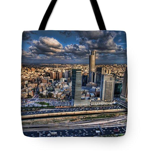 My Sim City Tote Bag