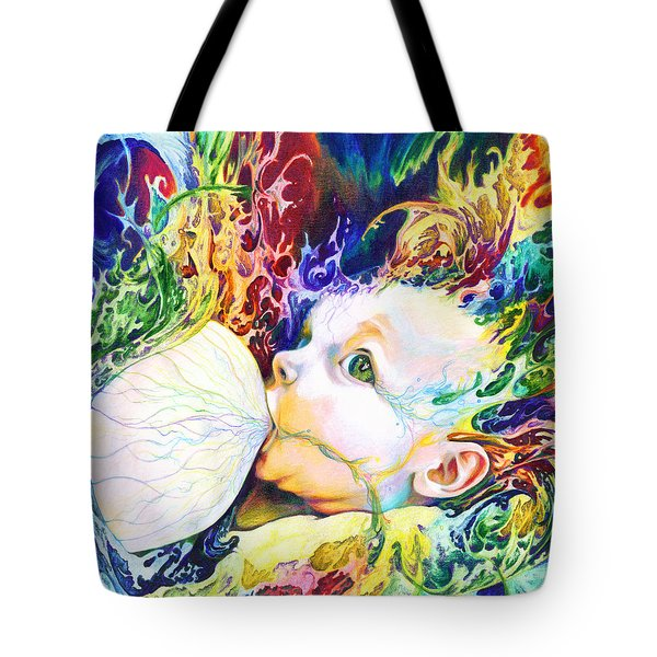 My Soul Tote Bag by Kd Neeley