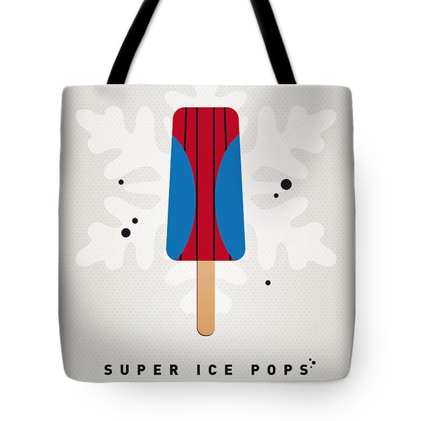 My Superhero Ice Pop - Spiderman Tote Bag