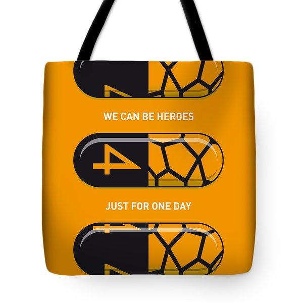 My Superhero Pills - The Thing Tote Bag by Chungkong Art