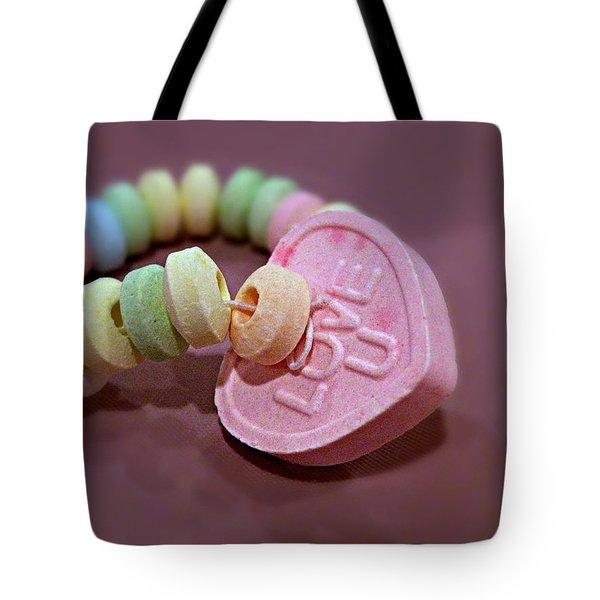 My Sweetheart Tote Bag