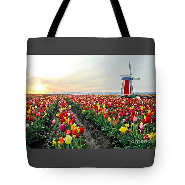 My Touch Of Holland 2 Tote Bag