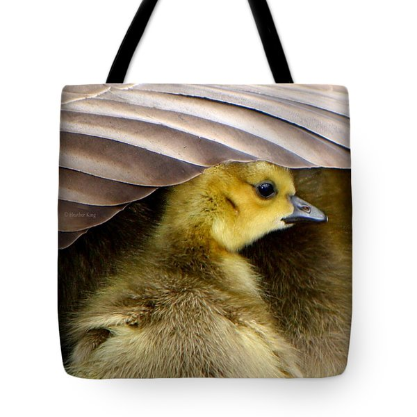 My Umbrella Tote Bag by Heather King