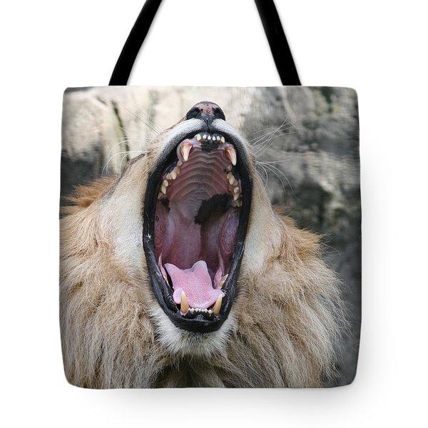 My What Big Teeth You Have Tote Bag