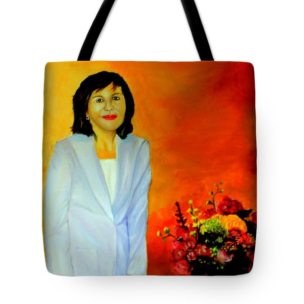 My Wife Tote Bag