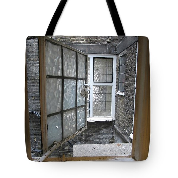 My Window View Tote Bag