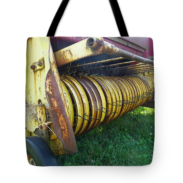 My Work Is Done Tote Bag