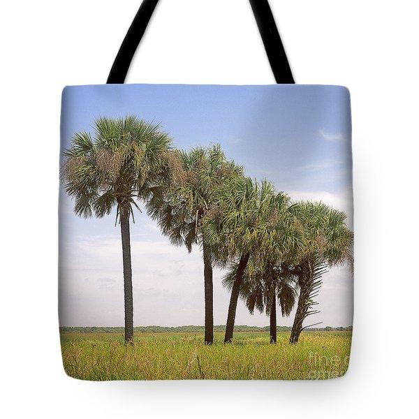 Myakka Tote Bag