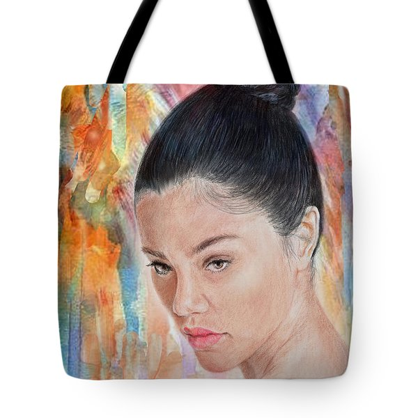 Myra Molloy Winner Of Thailand Got Talent II Tote Bag