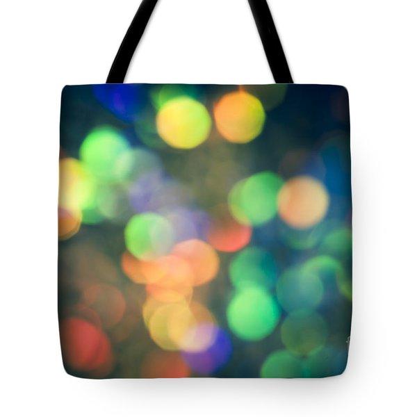 Myriad Tote Bag by Jan Bickerton