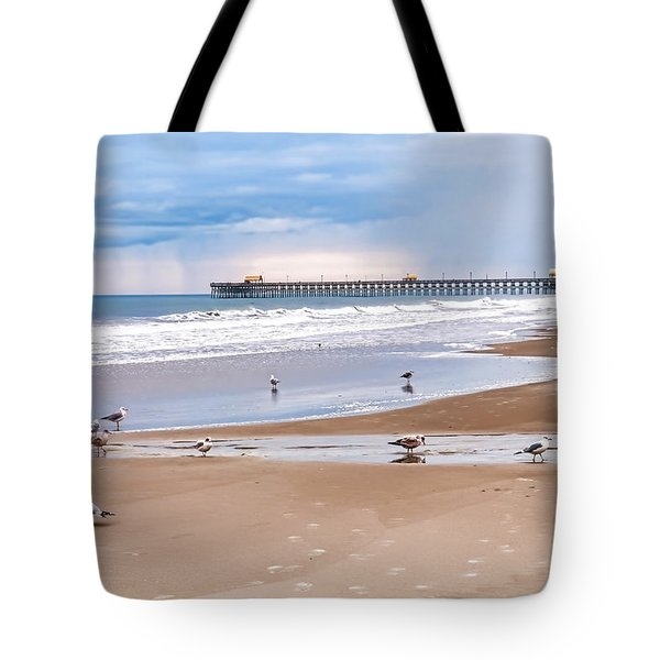 Myrtle Beach - Rainy Day Tote Bag
