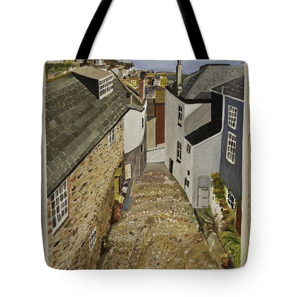 Myrtle Cottage View Tote Bag