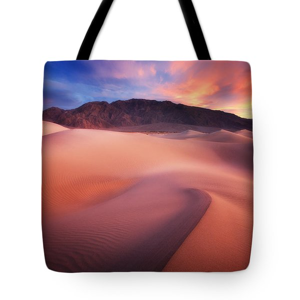 Mysterious Mesquite Tote Bag by Darren  White