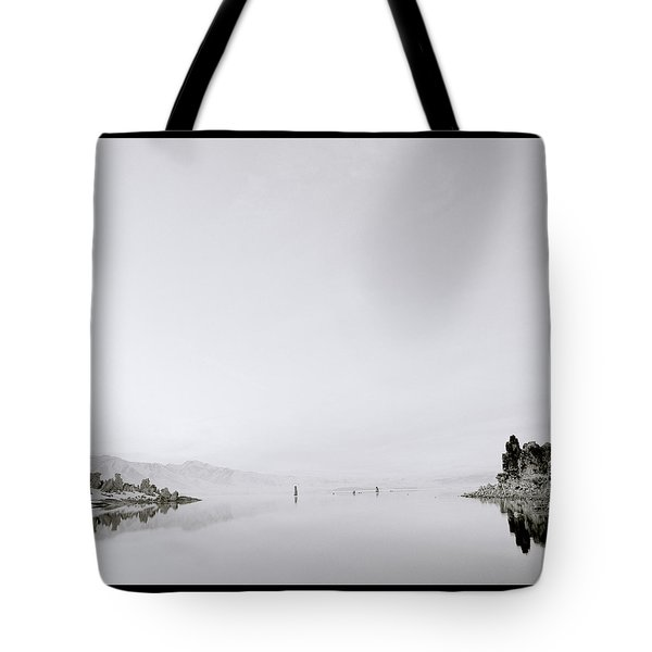 Still Waters Tote Bag by Shaun Higson
