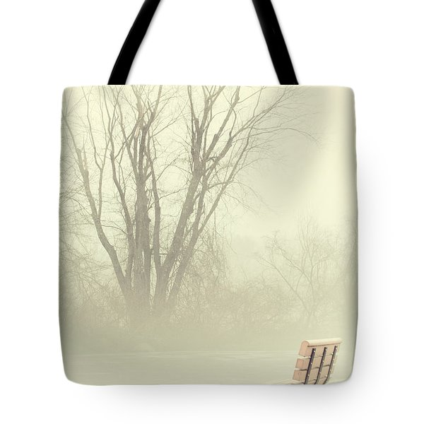 Mysterious Peace Tote Bag by Karol Livote