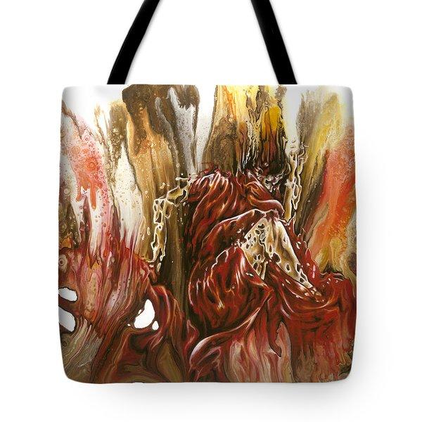 Mystery Tote Bag by Karina Llergo
