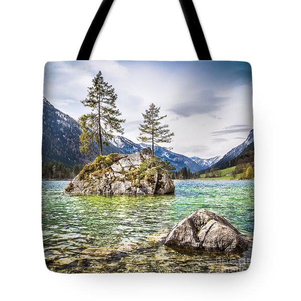 Mystic Bavaria Tote Bag by JR Photography