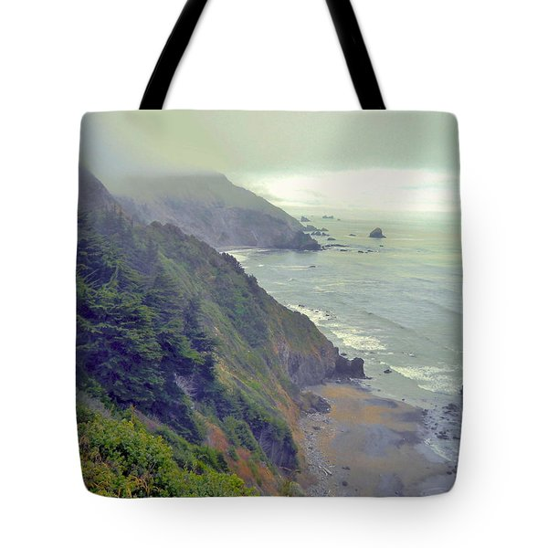 Tote Bag featuring the photograph Mystic by Marilyn Diaz