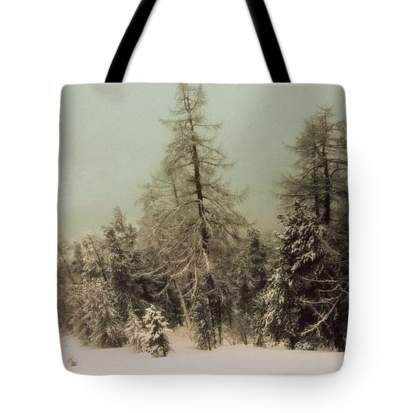 Mystic Woods Tote Bag