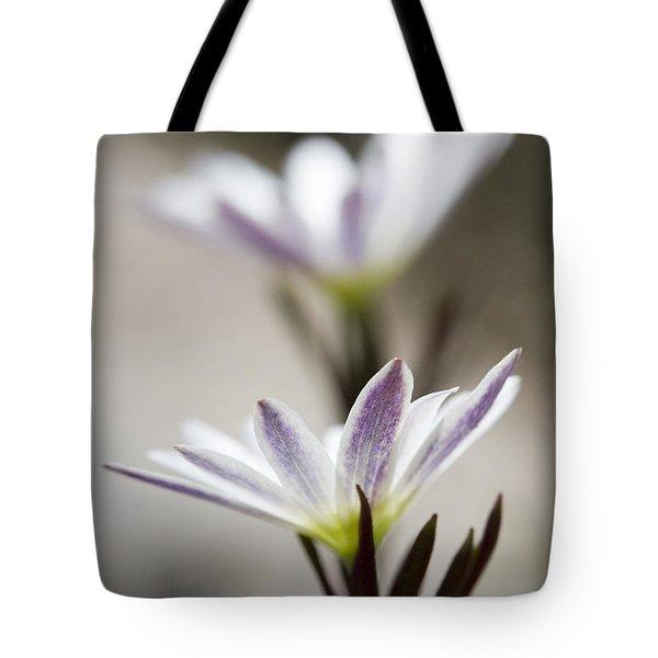Mystical Anemones Tote Bag