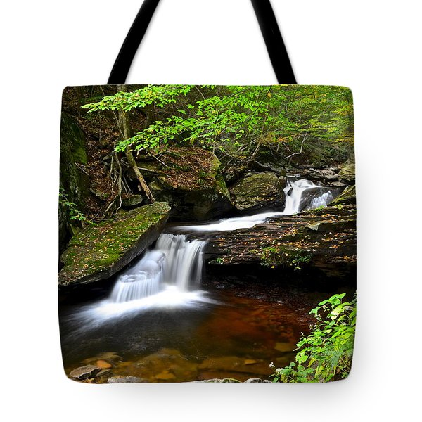 Mystical Magical Place Tote Bag by Frozen in Time Fine Art Photography