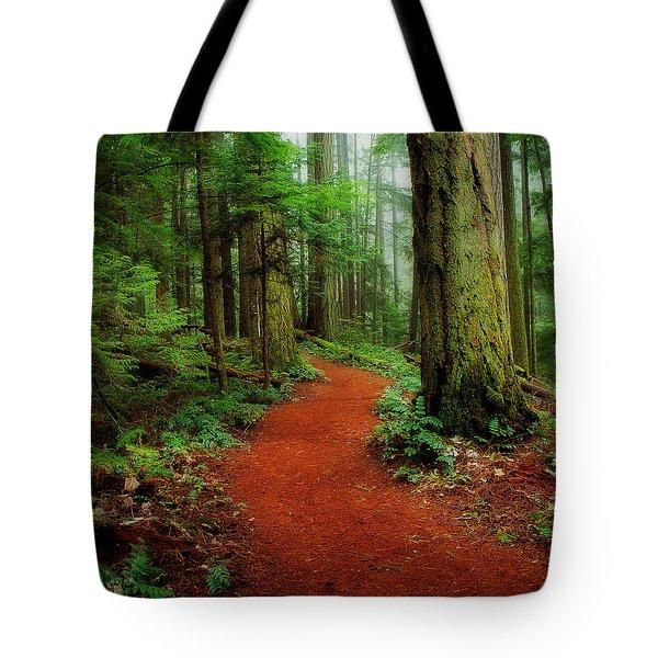 Mystical Trail Tote Bag
