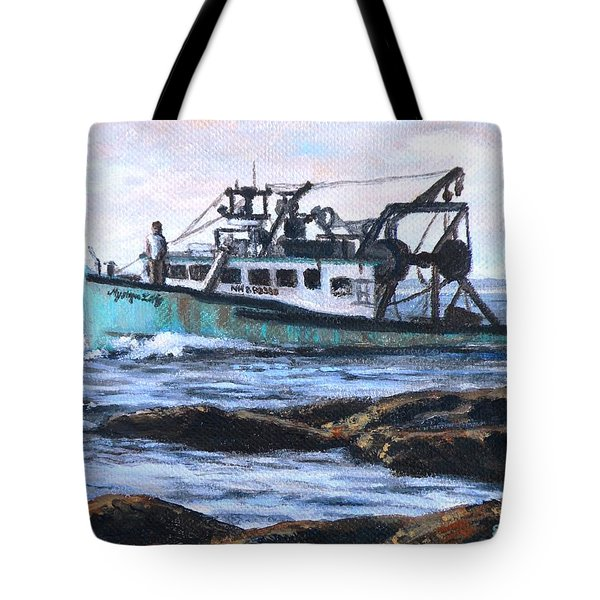 Mystique Lady Tote Bag