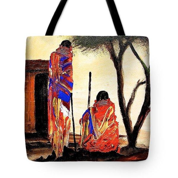N 87 Tote Bag