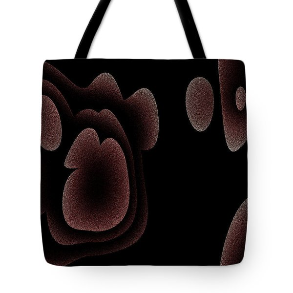 Tote Bag featuring the digital art Nachdem by Jeff Iverson