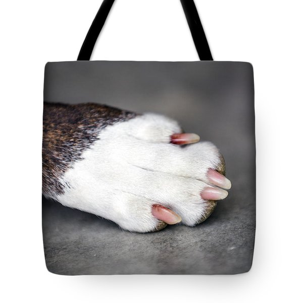 Nail Biter Tote Bag