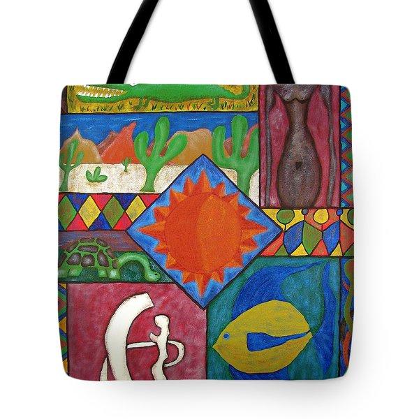 Naive #12 Tote Bag