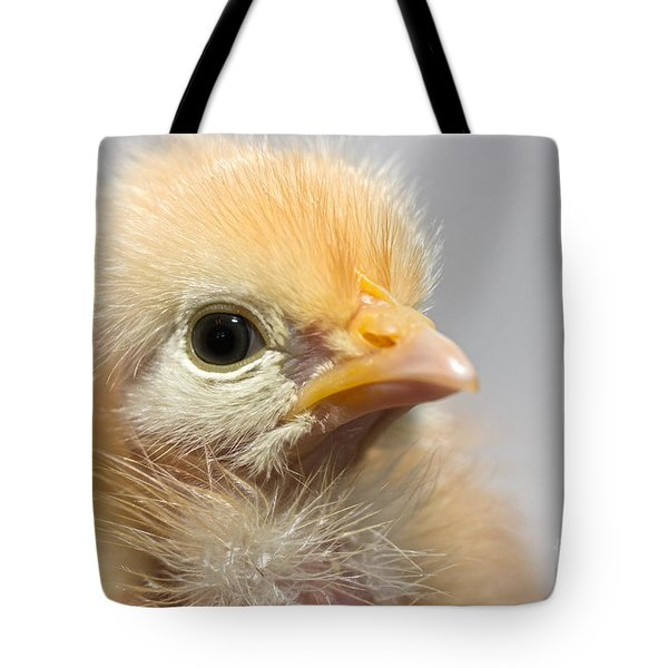 Naked Neck Chick Tote Bag